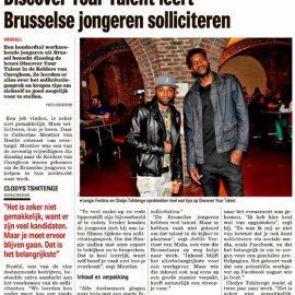 Discover Your Talent leert Brusselse jongeren solliciteren